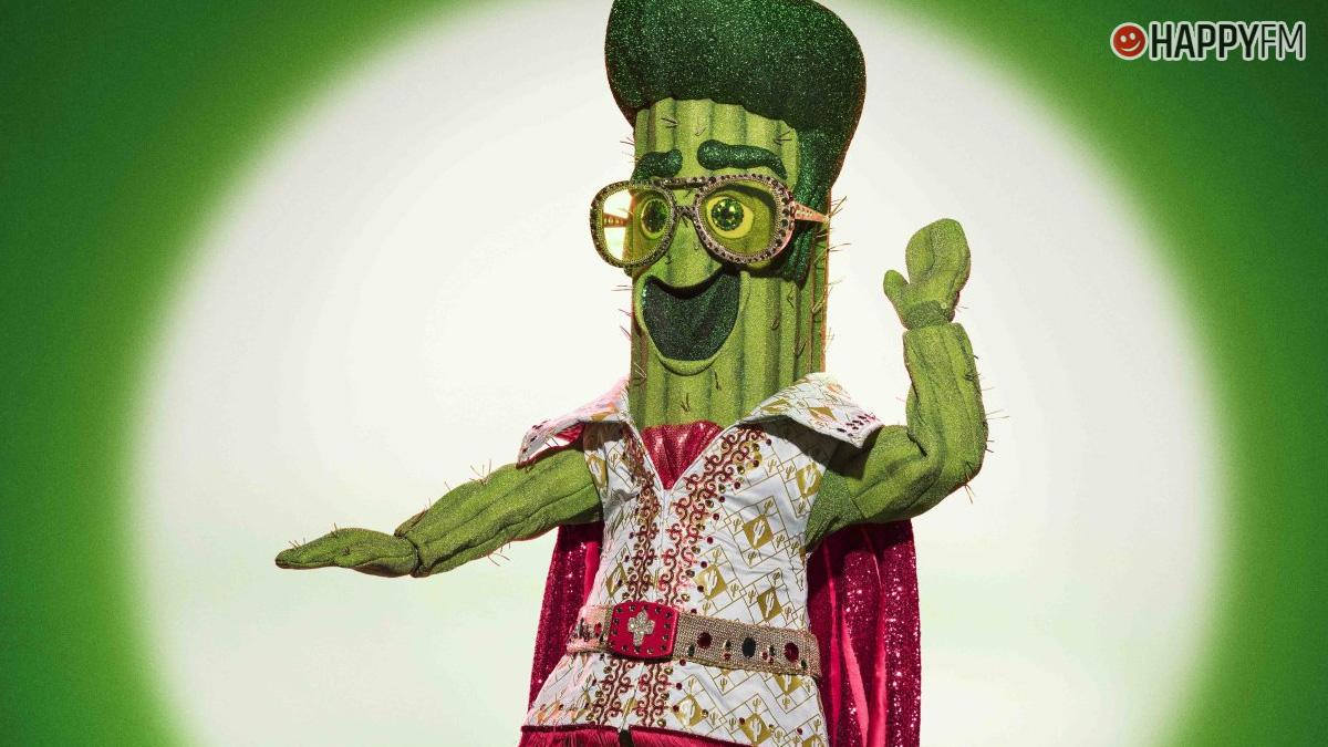 Cactus en Mask Singer