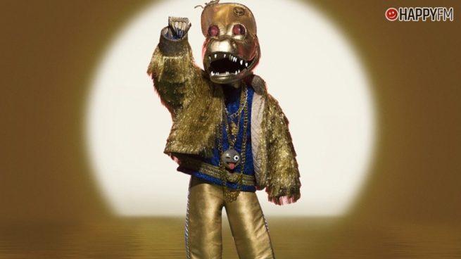 Cocodrilo en Mask Singer