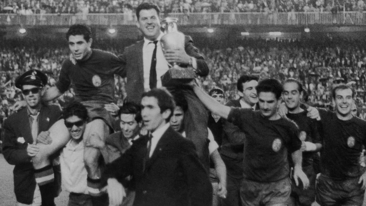 españa eurocopa 1960