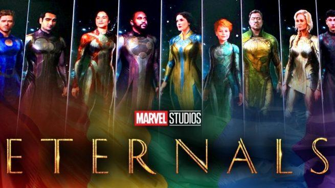 Trailer de 'Eternals': El nuevo grupo de superhéroes de Marvel