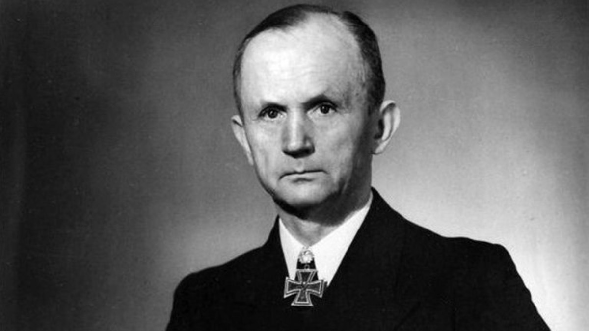 Karl Dönitz, sucesor de Hitler