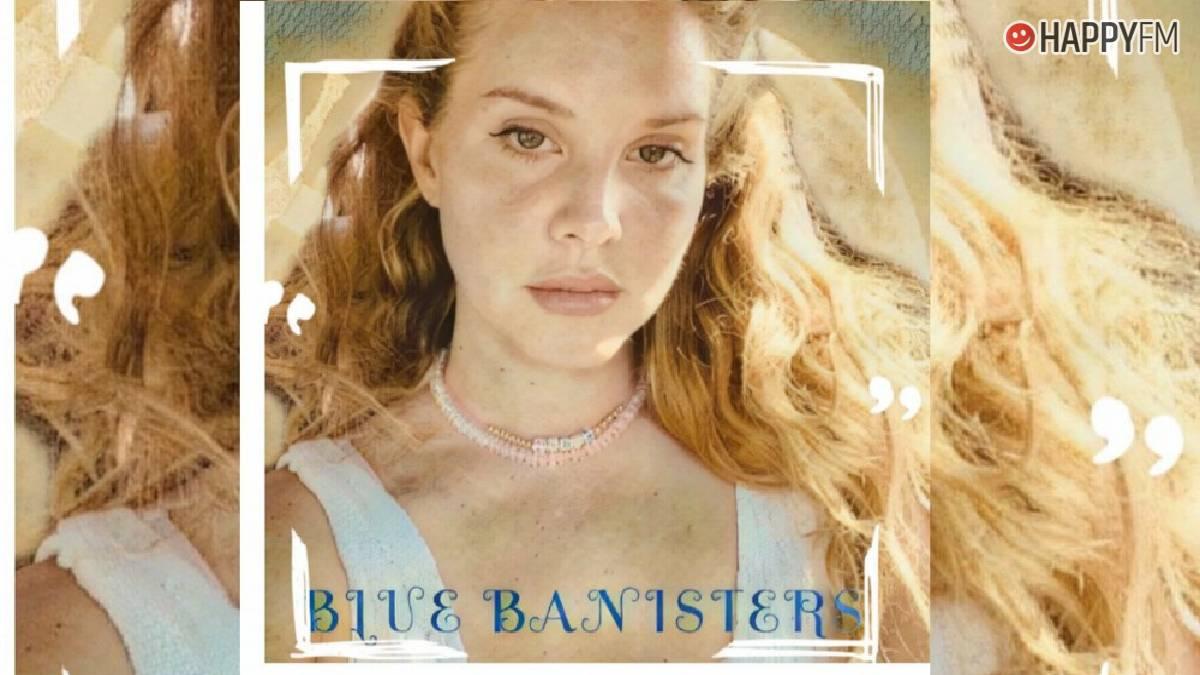 Lana del Rey en la portada de su próximo disco