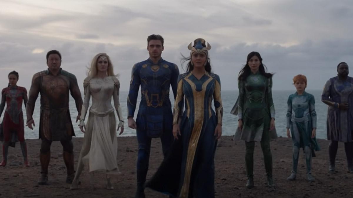 «Los Eternos Marvel» (Marvel)