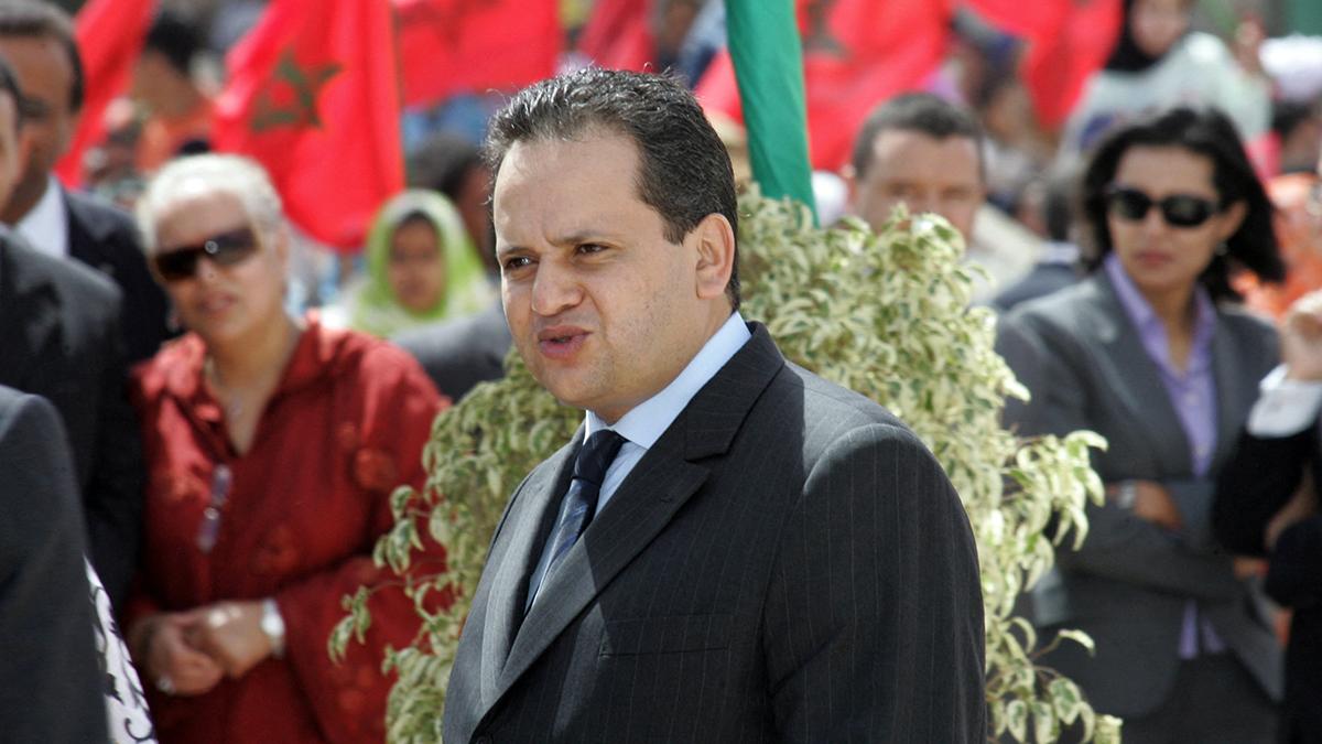 Yassine Mansouri, jefe de la inteligencia exterior de Marruecos. FOTO: AFP.