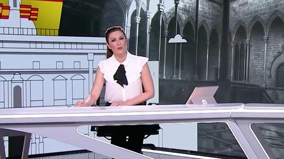 TVE afirma que Pere Aragonès es el 132 presidente de la Generalitat.