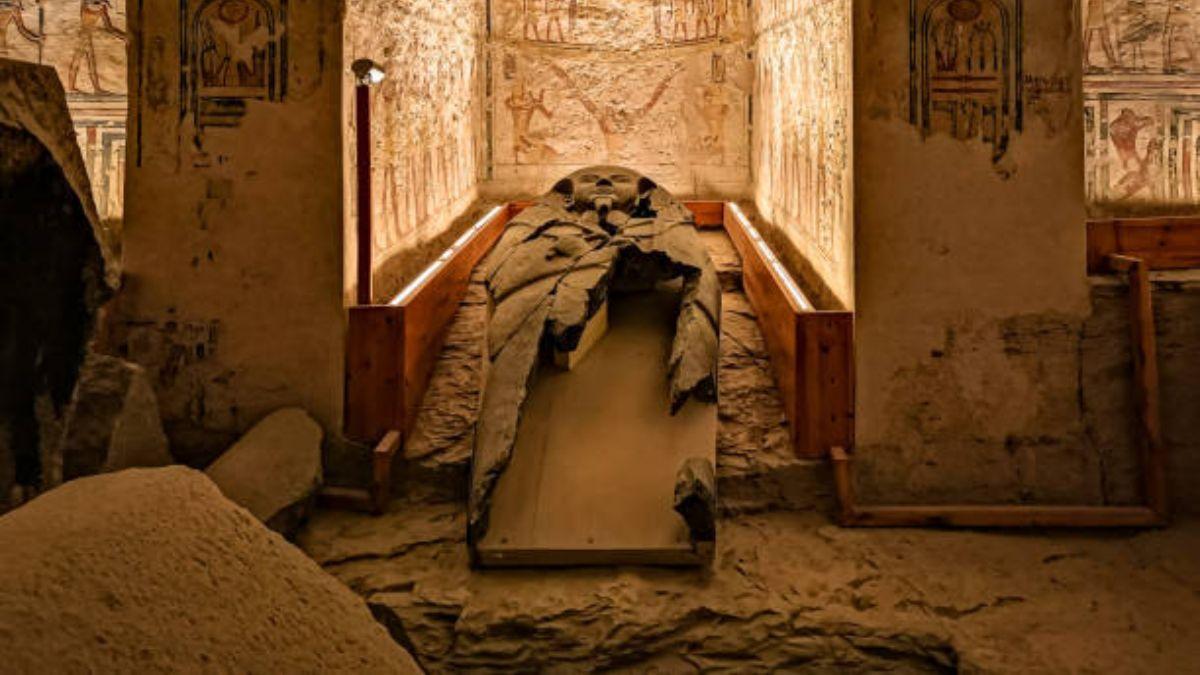 El descubrimiento arqueológico más sorprendente del año.