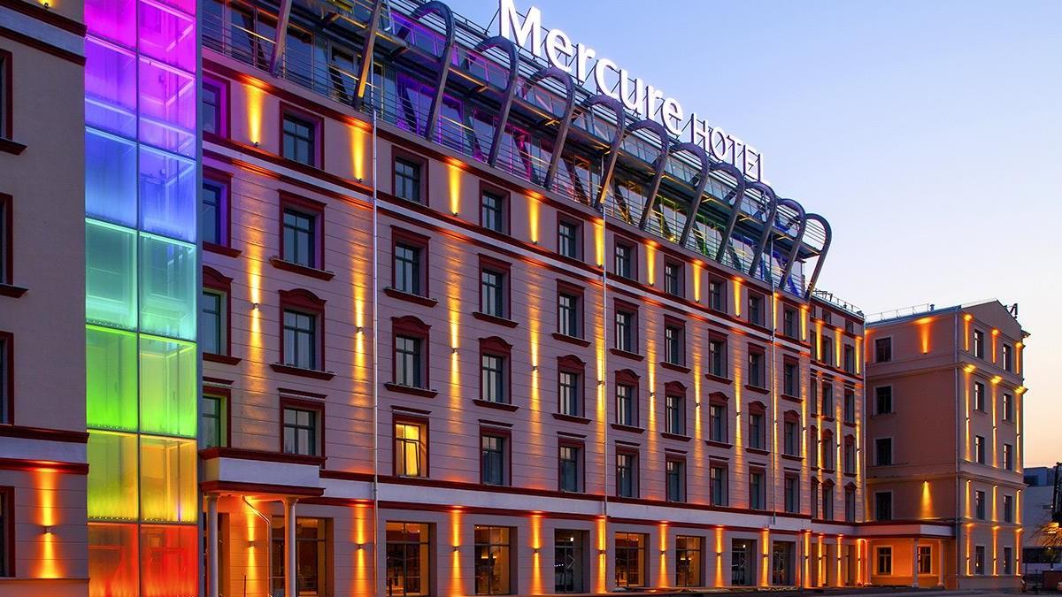 Un hotel Mercure en España