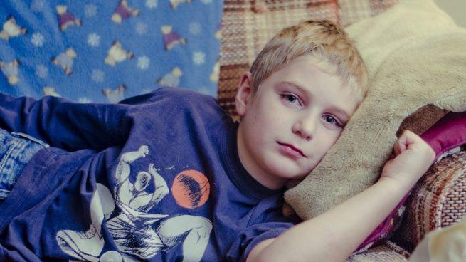 Niños con ojeras: causas y posibles remedios