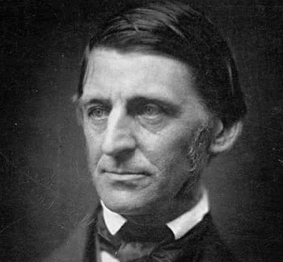 10 frases del escritor Ralph Waldo Emerson en el día de su nacimiento
