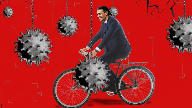 PSOE bicicleta