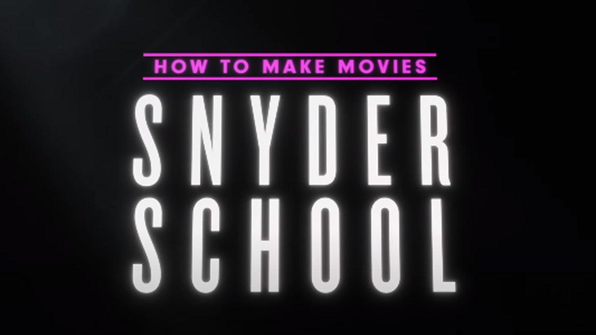 «Snyder School» (Netflix)
