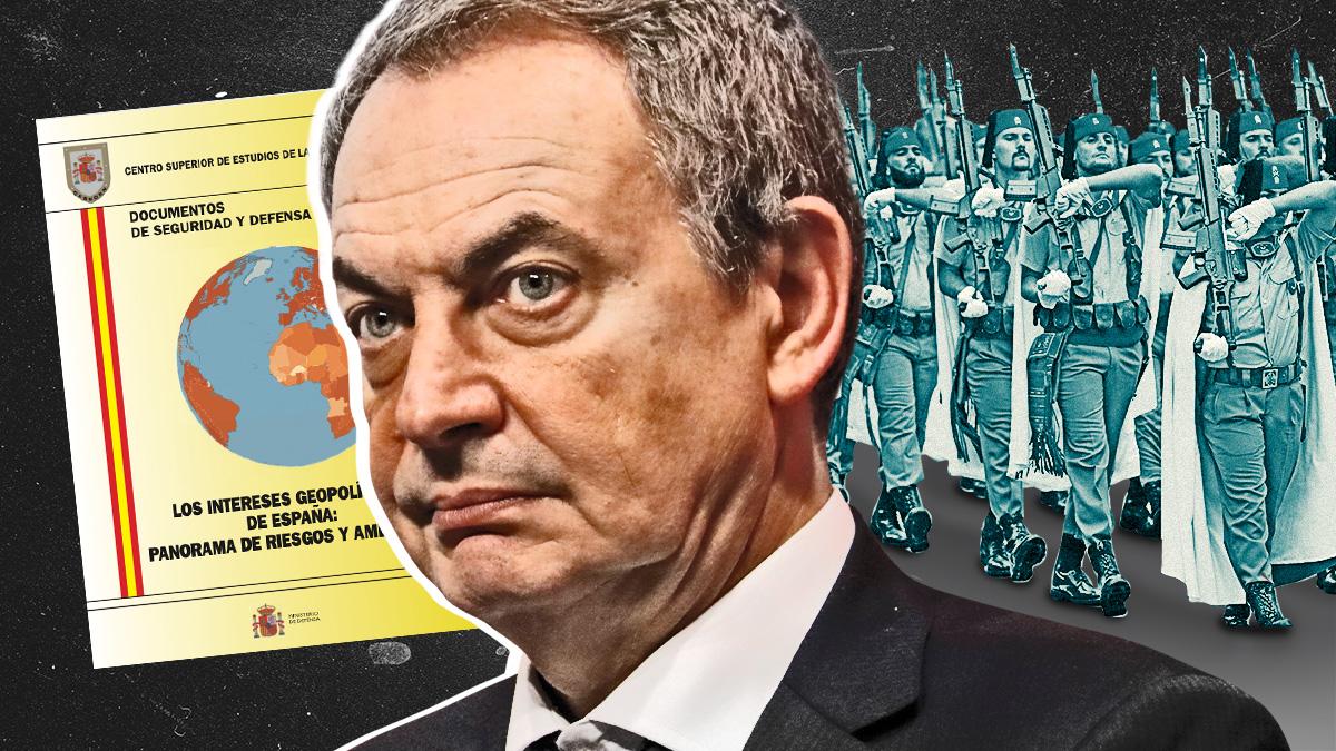 Rodríguez Zapatero y el informe de Defensa.