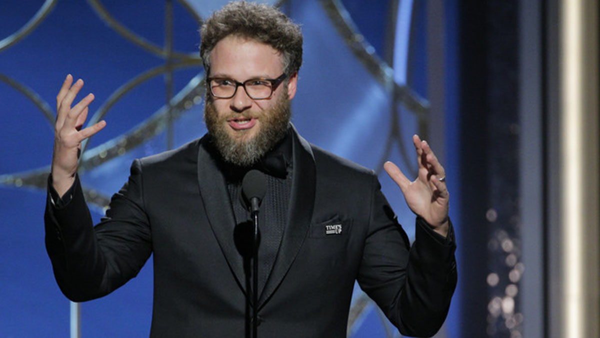 Seth Rogen (Getty Images)