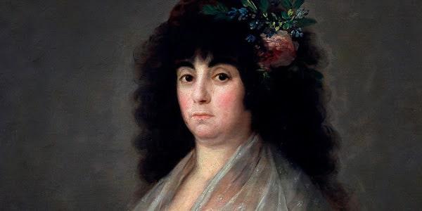 'La Tirana' de Francisco de Goya.