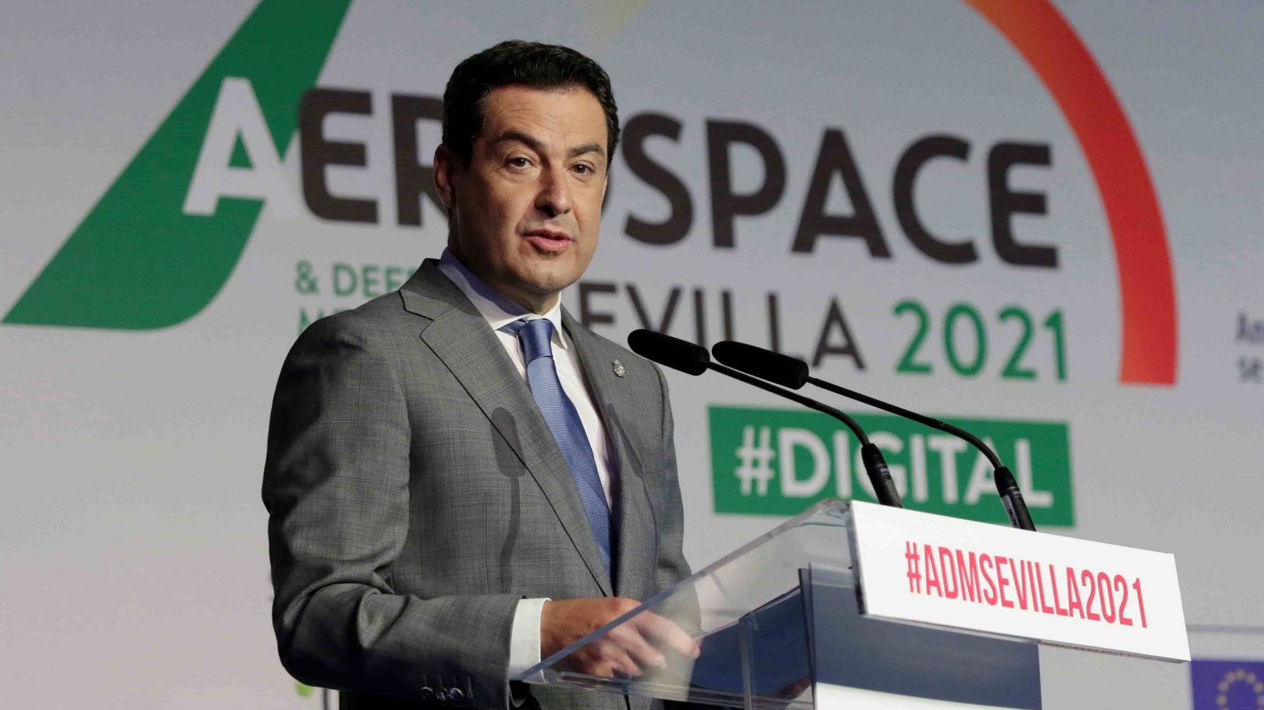 Juanma Moreno, presidente de Andalucía @JuntaAndalucía