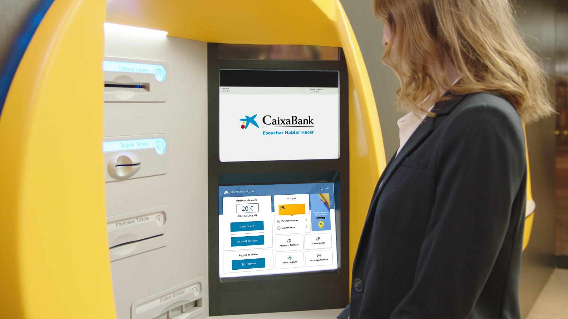 CaixaBank ATM Now @CaixaBank