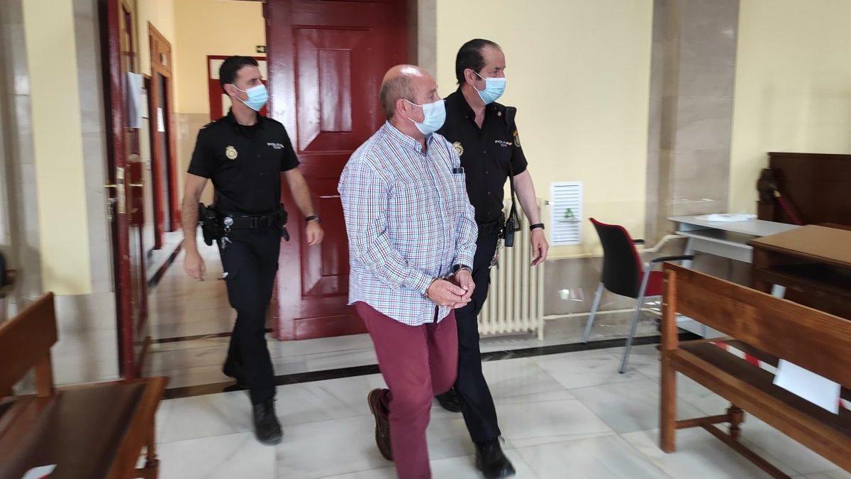 El acusado de asesinar a su pareja en Úbeda (Jaén).
