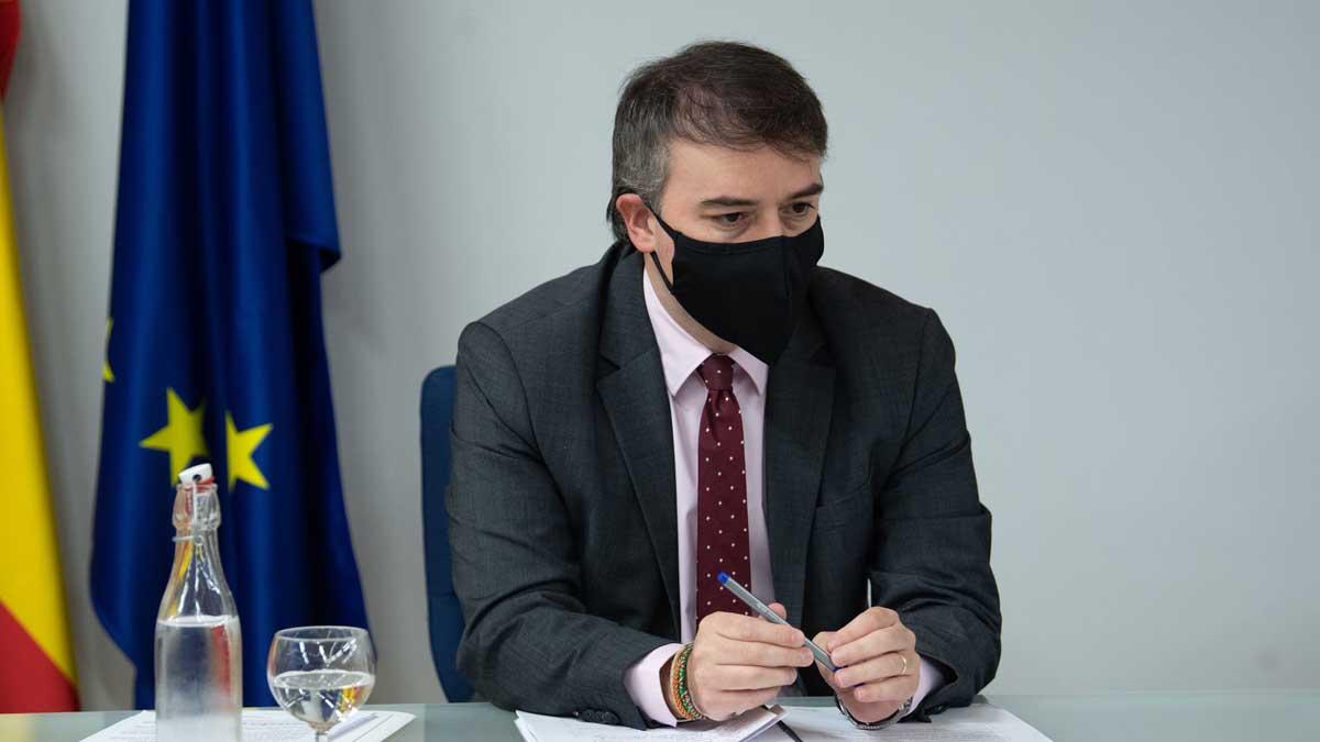 Iván Redondo en una comisión parlamentaria. Foto: Europa Press