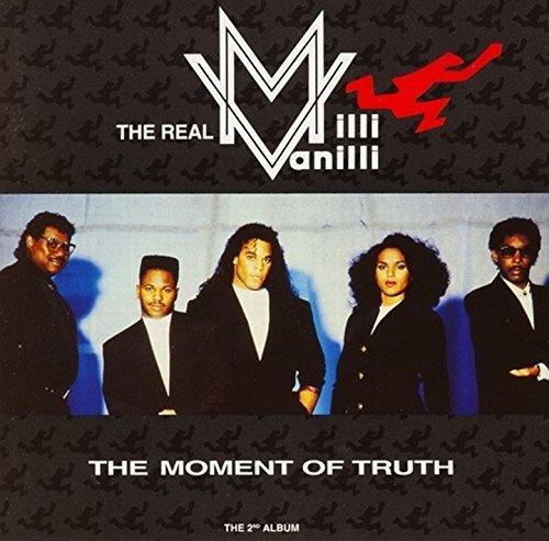 The Real Milli Vanilli fue el grupo que las verdaderas voces de Milli Vanilli formaron tras el escándalo