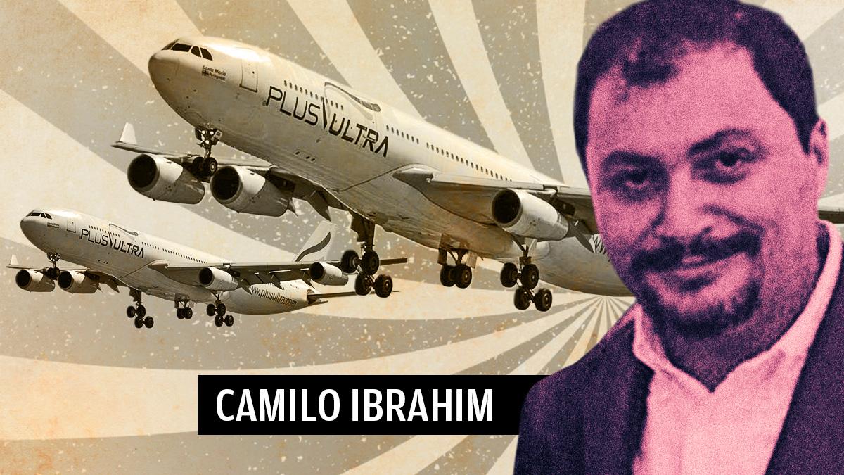 Camilo Ibrahim, tío de Mohamed Ibrahim.