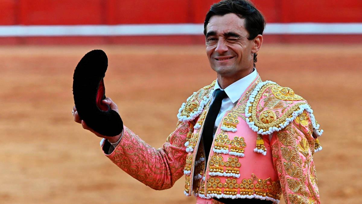 El diestro Paco Ureña en Aranjuez (Foto: EFE)