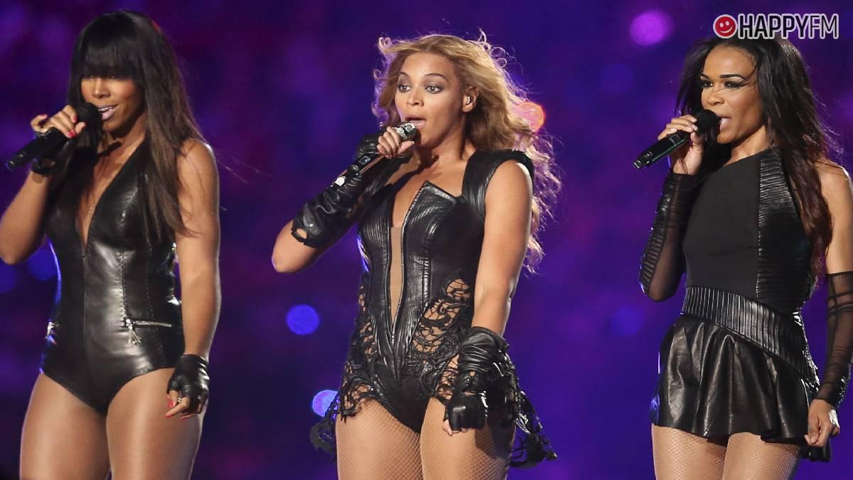 Beyoncé, Michelle Williams y Kelly Rowland (Destiny´s Child)