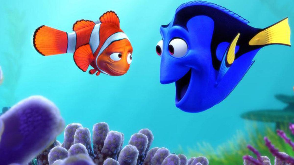 «Buscando a Nemo» (Pixar/Disney)