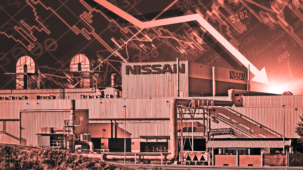 La planta de Nissan en Barcelona