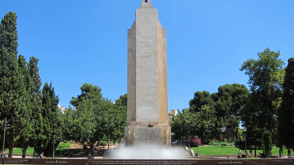 Monumento de Sa Feixina en Baleares (Foto: EP)