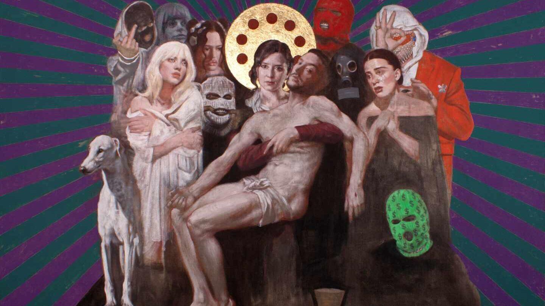 'La Piedad' de Silvi Flechoso. Obra expuesta en Art Madrid. @ArtMadrid/EFE