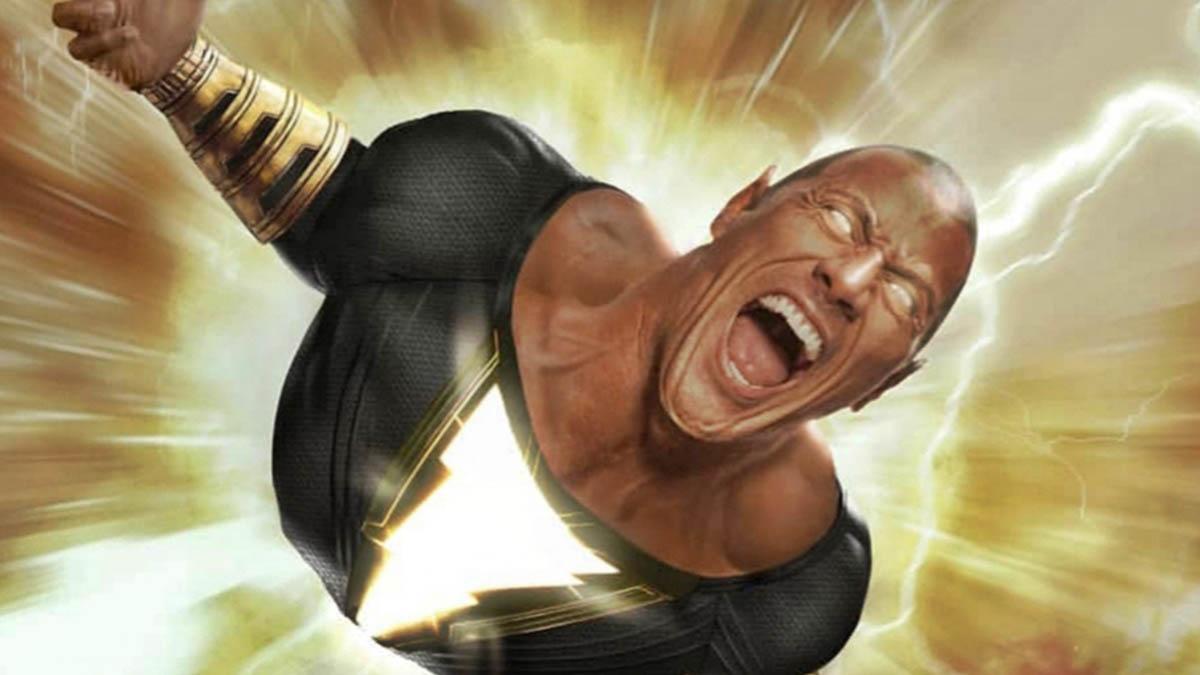 Black Adam (Warner Bros)