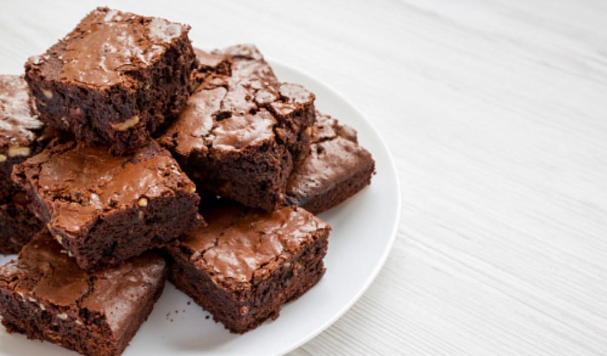 5 recetas de brownie sin azúcar para una merienda o postre saludable
