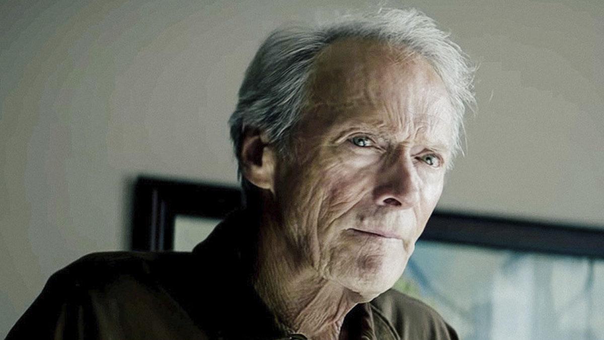 Clint Eastwood en «La mula»