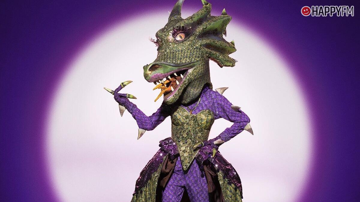 Dragona en Mask Singer