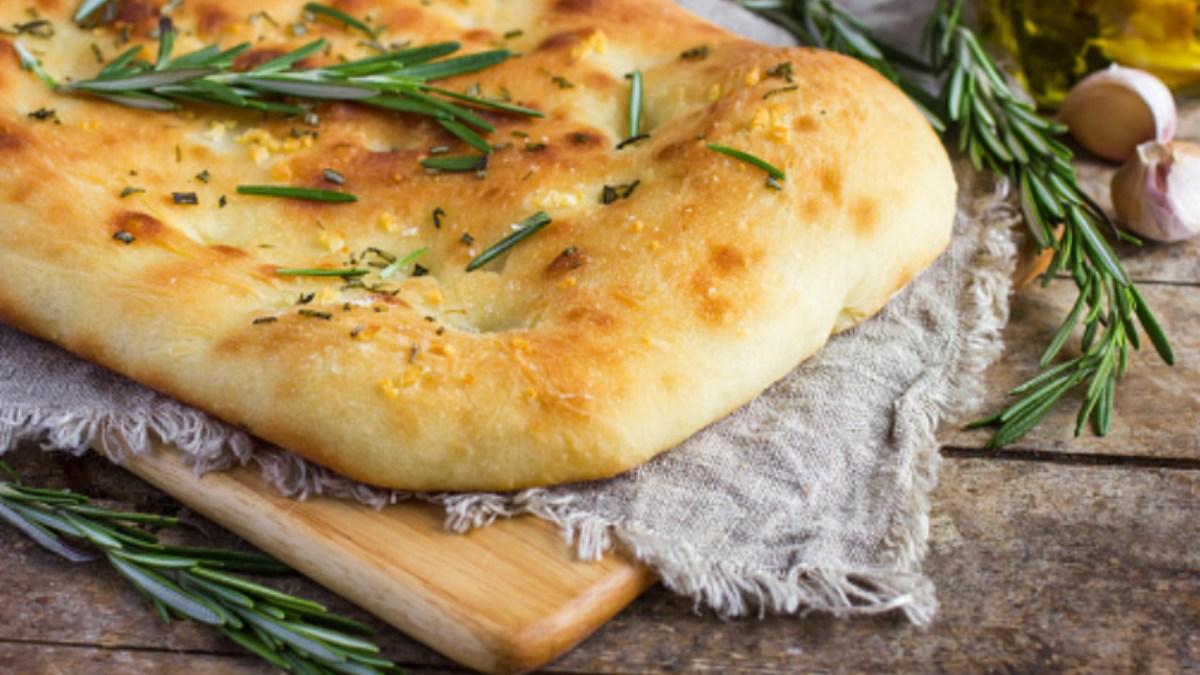 Las 5 mejores recetas de focaccia casera, la alternativa a la pizza de moda