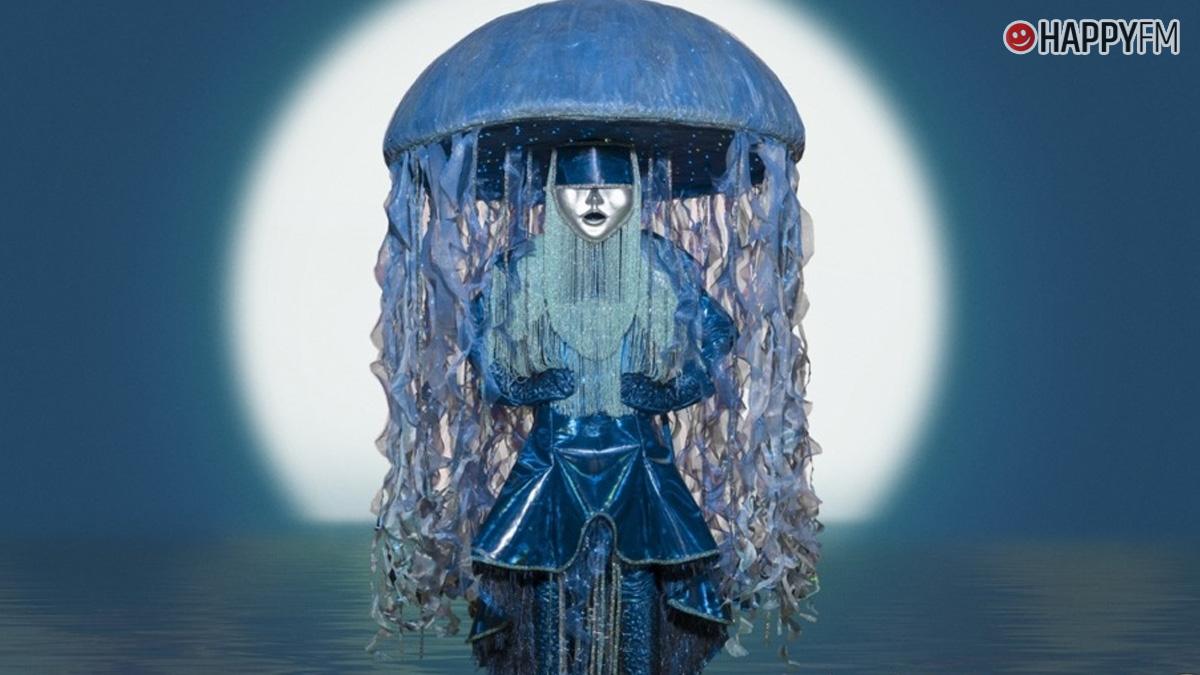 Medusa en 'Mask Singer'