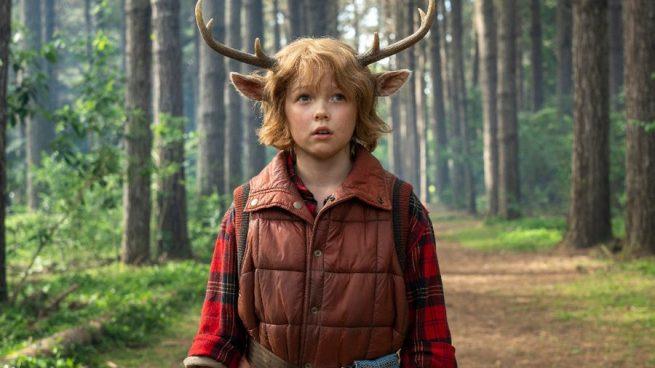 Sweeth Tooth El niño ciervo
