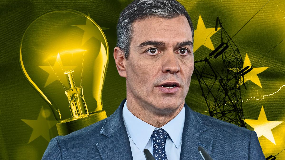 Sanchez factura luz