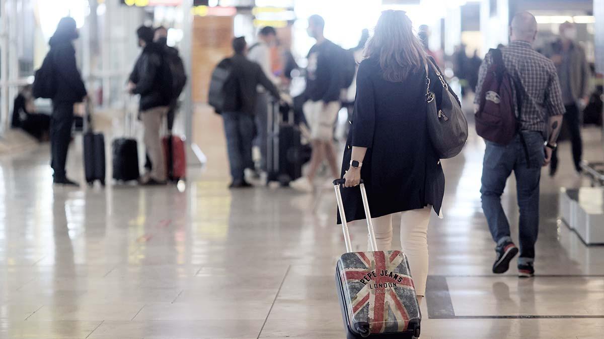 Terminal T4 del Aeropuerto Adolfo Suárez – Madrid Barajas