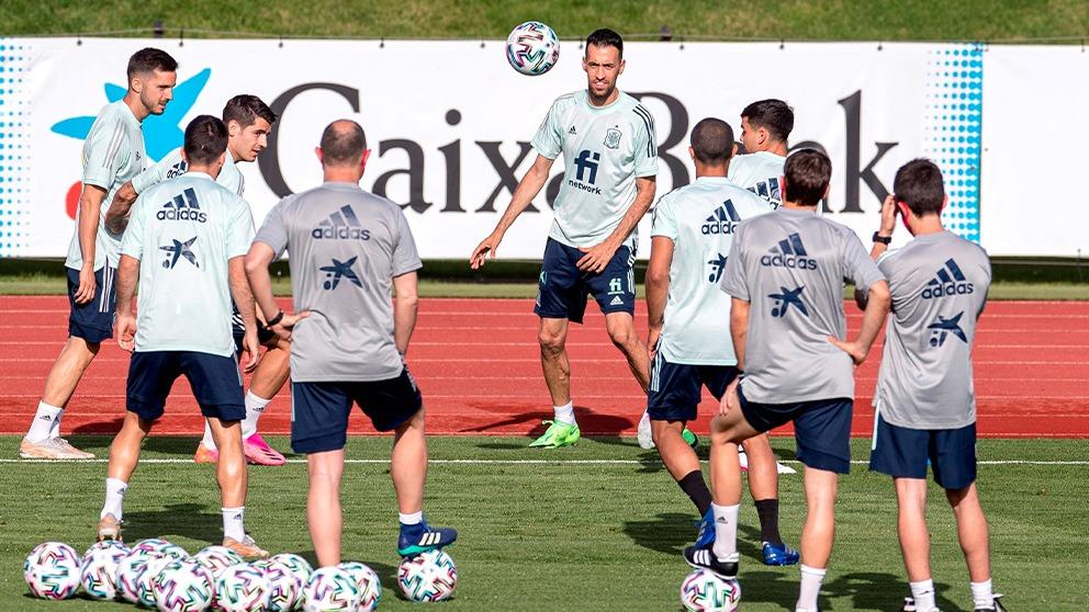 Así fue el primer día de la selección española.