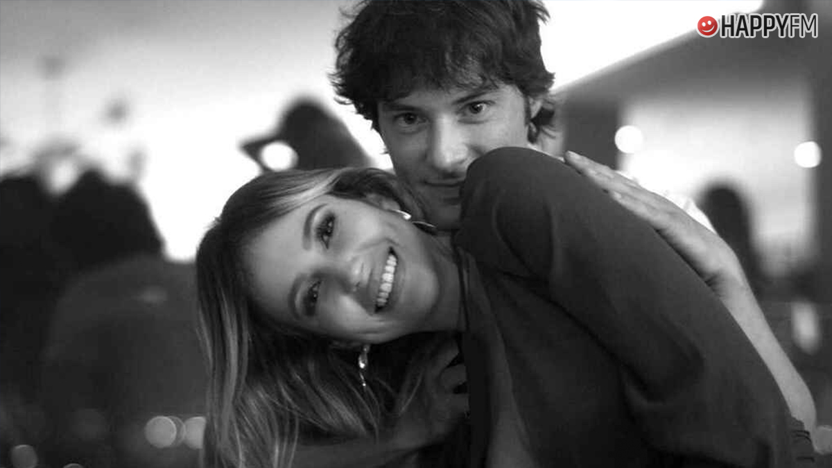 Jordi Cruz y Rebecca Lima