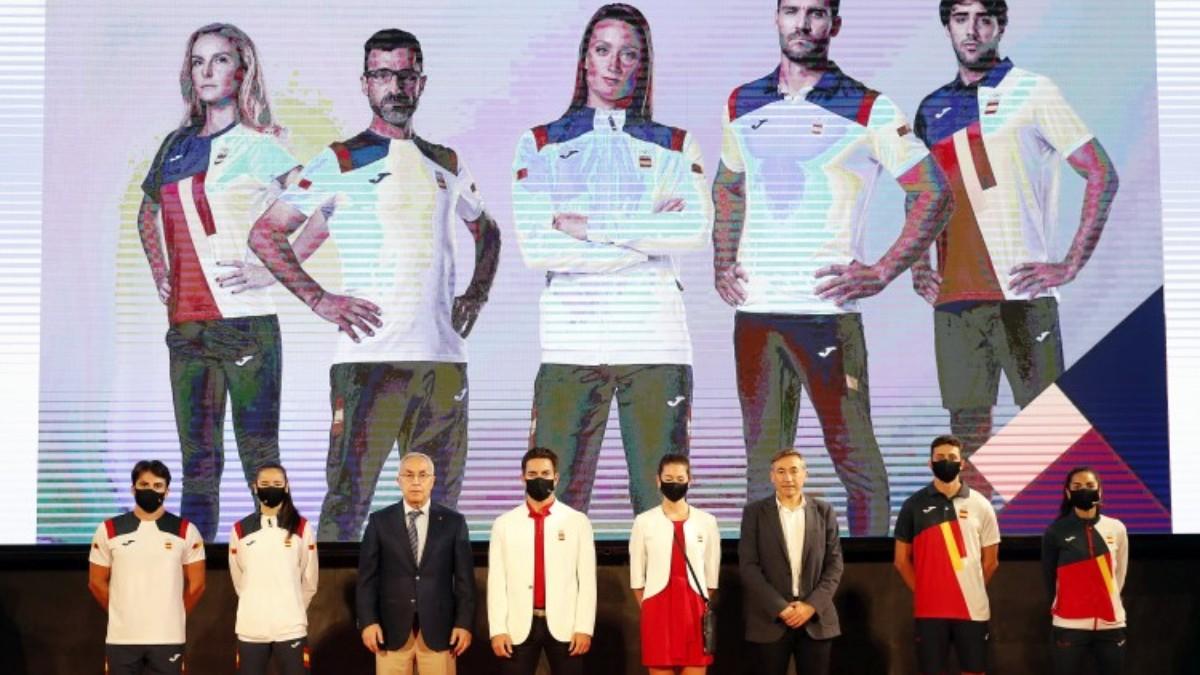 España vestirá de Joma en Tokio 2020.