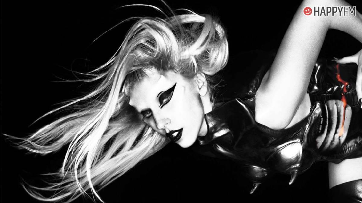 Lady Gaga en Born This Way