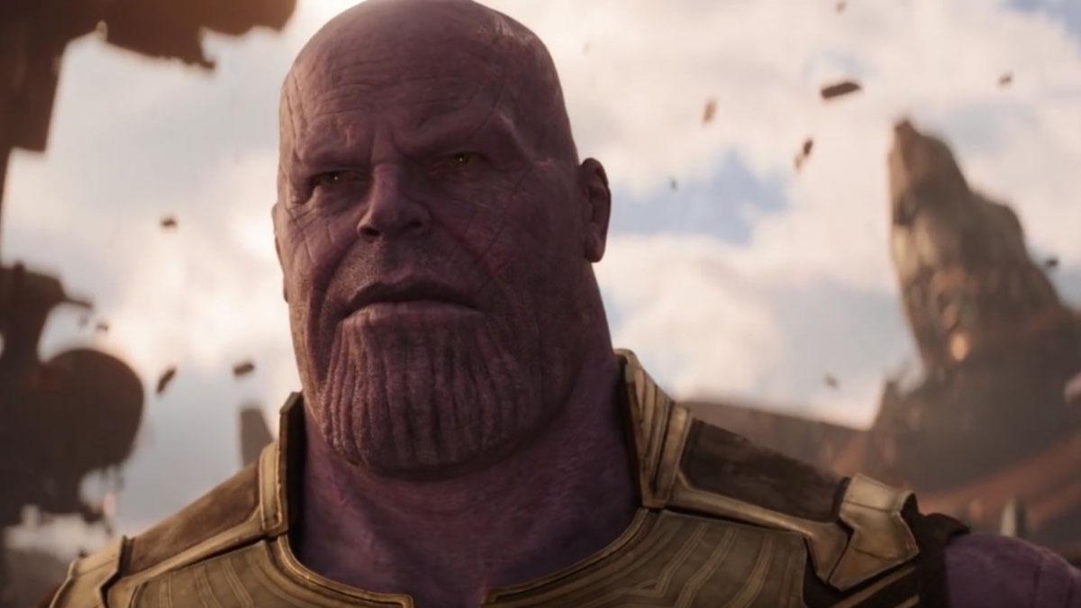 «Los vengadores: Infinity War» (Disney)