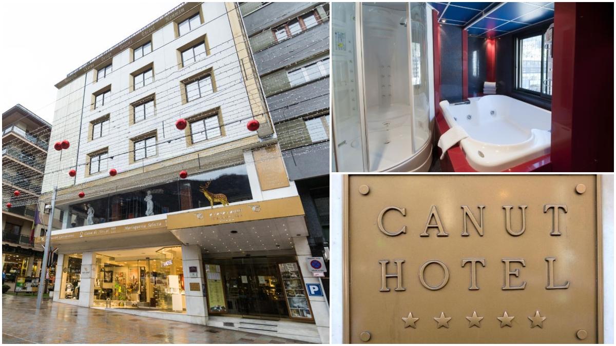 El nuevo hotel de Messi en Andorra.