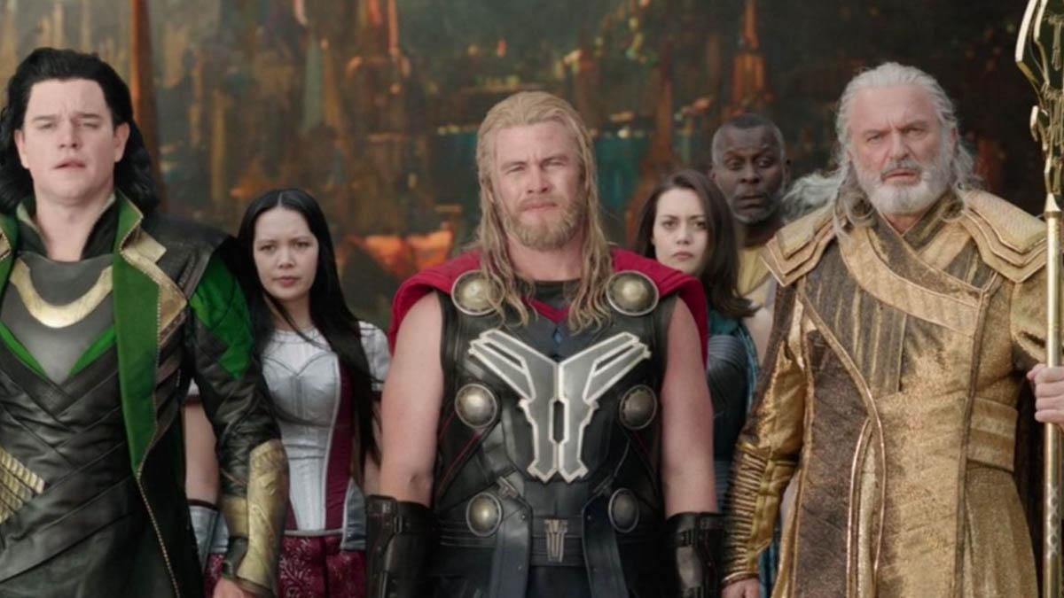 «Thor Ragnarok» (Disney)