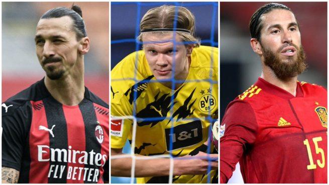 ¿Qué jugadores estrella se quedan fuera de la Eurocopa 2020?