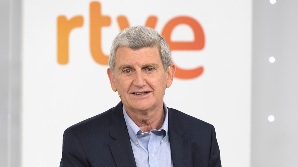 José Antonio Pérez Tornero, presidente de RTVE.