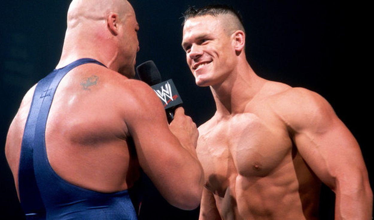 John Cena en una foto de archivo