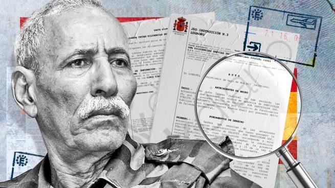 Un juez de Logroño ya investigaba a Ghali por falsedad documental mientras Pedraz permitía su salida